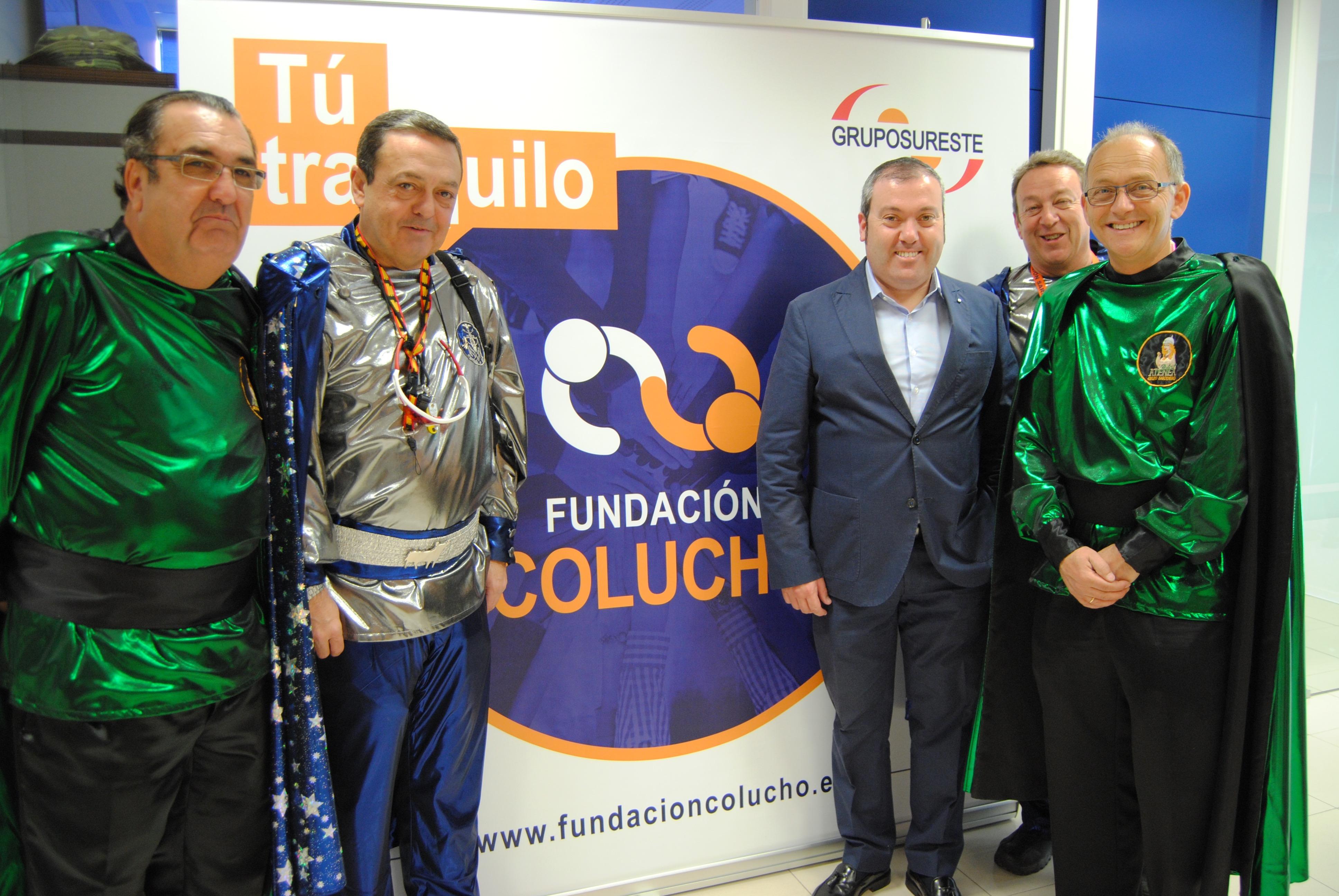 Patrocinadores del 'Entierro de la Sardina' de Murcia, fiesta declarada de Interés Turístico Internacional.