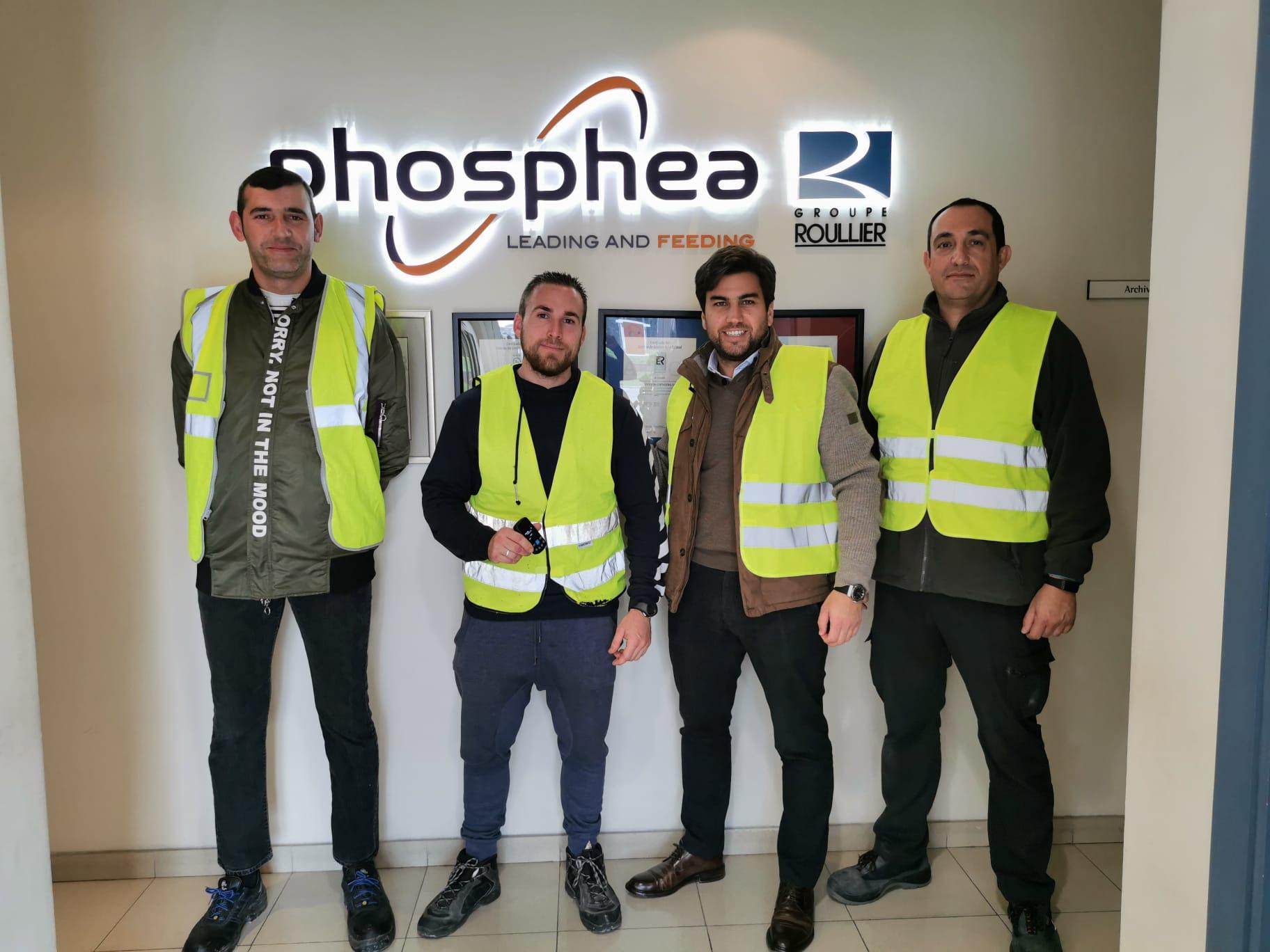 'PHOSPHEA' incrementa su seguridad con tecnologías de monitorización certificadas por 'Securspace'